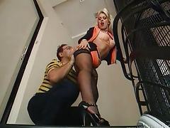 Blonde Dolly Golden tube porn video