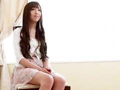 Sensual posing by amateur Japanese girlAnri tube porn video