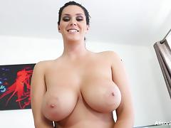 Interview with busty hottie Alison Tyler tube porn video