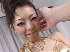 Yuki Asami Japanese milf takes on a really fat dick tube porn video
