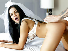 Audrey Bitoni & Scott Nails in Deeper 06, Scene 2 tube porn video