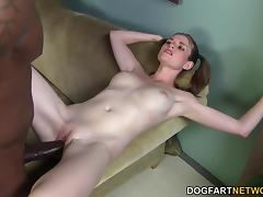 Kate England does threesome with two monster black cocks tube porn video