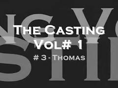 THE CASTING - THOMAS tube porn video