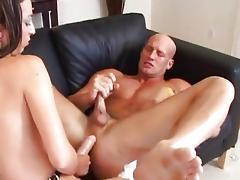 strap tube porn video