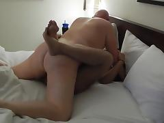 fat guy fucking younger chick tube porn video