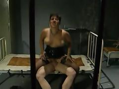 Prison tube porn video