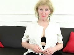 My favourite grannies from the UK tube porn video