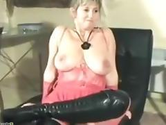 Mature french big boobs gang banged tube porn video
