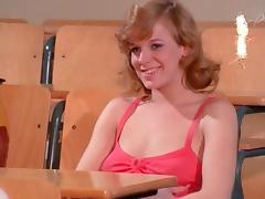 Schulmadchen Porno (1976) with Gina Janssen tube porn video