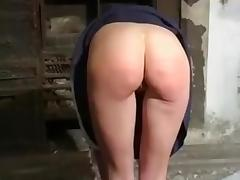 Caning cellar tube porn video