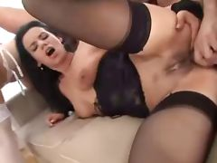 2 Hairy girls 2 Anals tube porn video