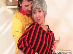Awesome blonde my with blindfold tube porn video