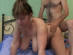 Marie Louise - British Mature BBW Gets Fucked tube porn video