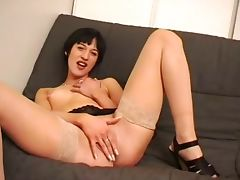 FRENCH GIRL tube porn video