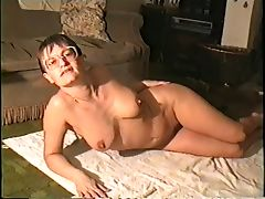 Naked oiled body tube porn video