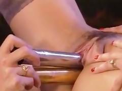 Classic German FFM Fisting tube porn video