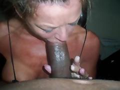 MY WOMAN GOT FUCKED BY A BIG BLACK DICK AND LIKED IT tube porn video