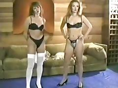 Retro Hotties Catfight tube porn video
