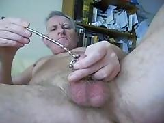 having fun with a 7mm 12 bead curly wurly tube porn video