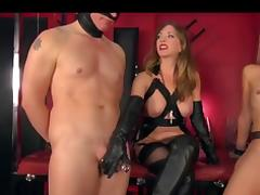 MISTRESS AND HER SEX SLAVES -: ukmike video tube porn video