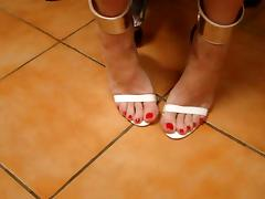 tx-milf-white heels tube porn video