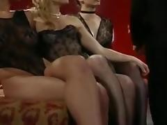 Chloe nicole in a FFFM group tube porn video
