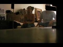 Persian Threesome tube porn video