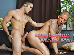 Samuel O'Toole & Caleb Colton in Capturing the Male Form XXX Video tube porn video