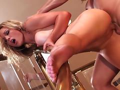 Beautiful Kayden Kross tube porn video