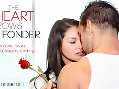 Allie Haze & Johnny Castle in The Heart Grows Fonder Video tube porn video
