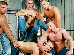 Giuseppe Pardi, Tomi, Mr. Blade, Steve Spy, Jeffry Branson XXX Video tube porn video