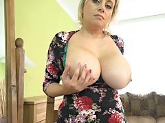 40s Mature and juicy big tits tube porn video