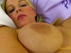 Jessica in Masturbation Movie - AuntJudys tube porn video