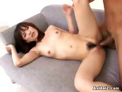 Slim Japanese Cunthole Going For Huge Dick tube porn video