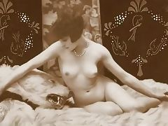 Vintage Nude Pinup Photos c 1900 tube porn video