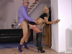 stepdaughter fucks stepdad tube porn video