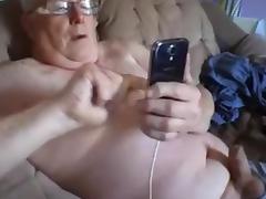 Grandpa stroke 2 tube porn video