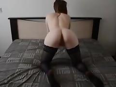 Hot acrobatic russian amateur sex tube porn video