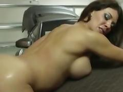Blackmailed stepmom tube porn video