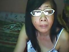 Mature Filipina granny tube porn video