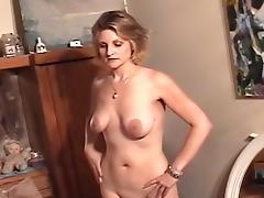 Superb Amateur Big Tits adult performance. Bon Appetit tube porn video