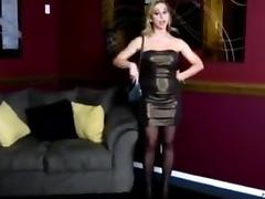 Milf is all set to go out on a big date tube porn video