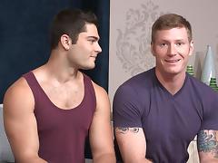 Sean Cody Movie: David & Tanner - Bareback tube porn video
