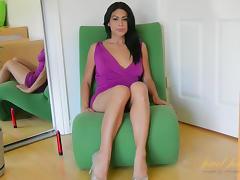 Cassandra Cruz in Toys Movie - AuntJudys tube porn video