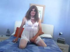 CD playing with herself tube porn video