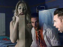 August Ames & Charles Dera in Pussy Fever - Brazzers tube porn video