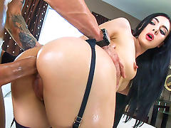 Marley Brinx in Marley Brinx Takes It In Every Hole - BangBros tube porn video