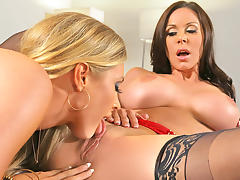 Kendra Lust, Samantha Saint In The Party, Scene 2 tube porn video
