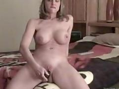 Birthday Girl Rides Her Man (JJ) tube porn video