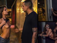 JoJo Kiss Brutal Pick-Ups Money Grubbing Whore  - BrutalPickups tube porn video
